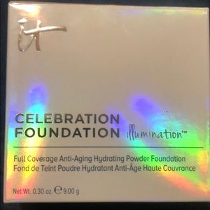 itCosmetics Celebration Foundation